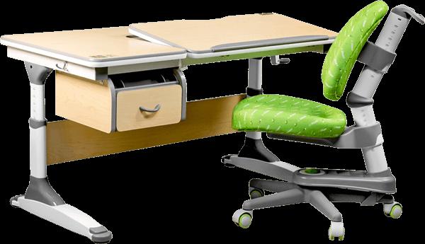 Biurko Ergodesk regulowane z krzesłem - promocja