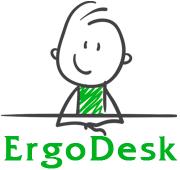 Biurka dla dzieci regulowane Ergodesk - logo