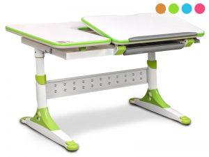 Regulowane biurko dziecięce Ergodesk Bologna