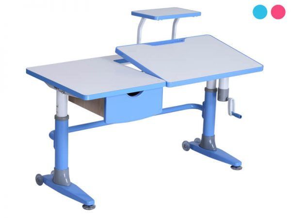 Regulowane biurko dla dziecka Ergodesk Ferrara