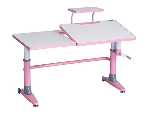 Model biurka dla dzieci z regulacją - Ergodesk Ferrara