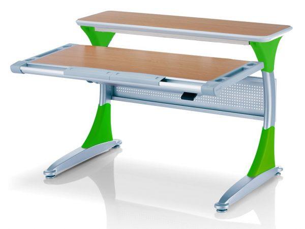 Ergodesk palermo - funkcjonalne biurko regulowane