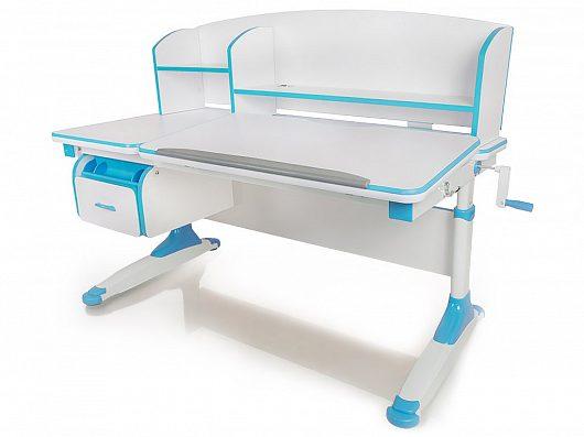 Torino Ergodesk z nadstawką - biurko dla dziecka
