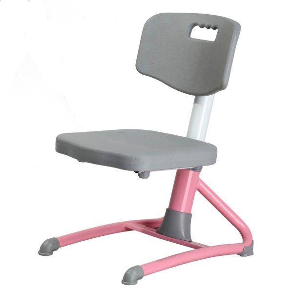 Regulowany fotel biurowy dziecięcy - Ergodesk Bakalawr