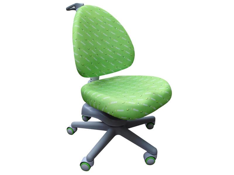 Faworyt Ergodesk - krzesło do biurka dla dzieci, zielone
