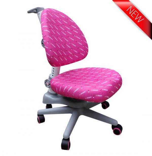Regulowany fotel do biurka dziecięcego - Ergodesk Faworyt