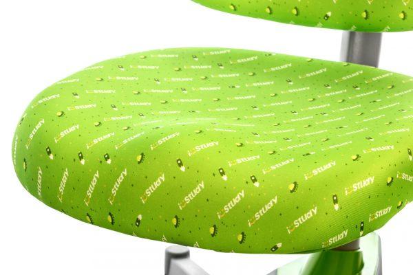 Siedzisko krzeszła Ergodesk Leader, kolor zielony