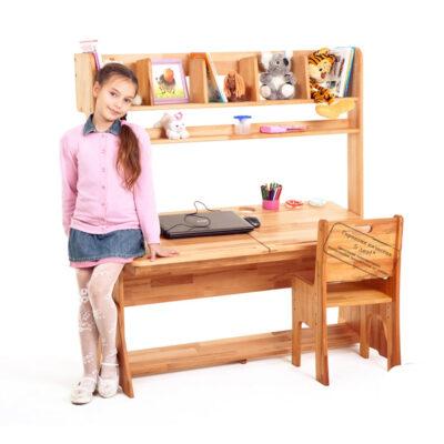 Ecodesk C-212 120 cm - nadbudowa biurka dla dzieci